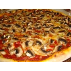 MANTARLI PİZZA